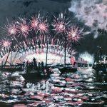 Sydney NYE Fireworks 2