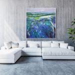 Lavender Bay Moonrise
