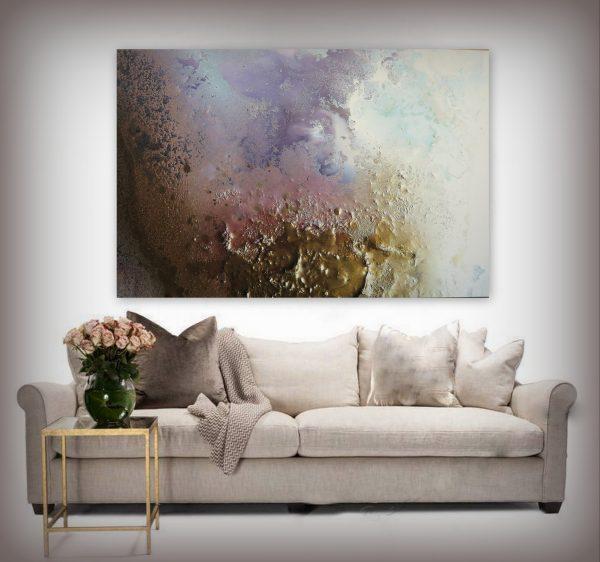 Pink And Gold Wall Art Australia Petra Meikle De Vlas4