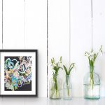 Sparkler – Abstract Flowers
