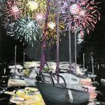 Sydney NYE Fireworks 6