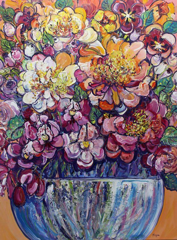 Wild Bunch, Floral Display. Megan Barrass
