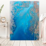 "Canvas wall art ""Into the Deep""  – Ltd Ed Print"