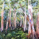 Norton Summit Gum Trees