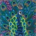 Blue Beauty – Peacock
