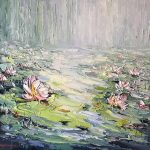 Water lilies No 15