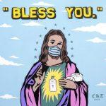 Bless You Ltd Ed Print