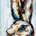 ISO Hare – Framed