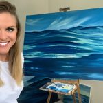 Alanah Jarvis Art Lovers Australia Sea