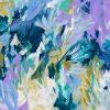 Blue Carnival By Amber Gittins