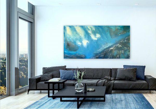 Buy Art Artist Petra Meikle De Vlas2