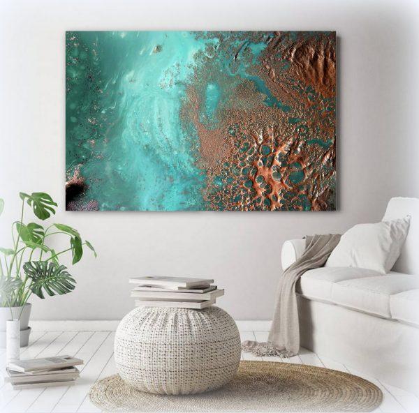 Buy Wall Art Online Artist Petra Meikle De Vlas2