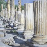 Still remains – Ancient ruins of Ephesus