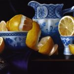 Exotic Lemons – Ltd Ed Print on Canvas