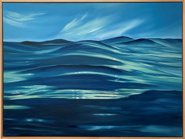 Hoverlay Famed Ocean Canvas Alanah Jarvis