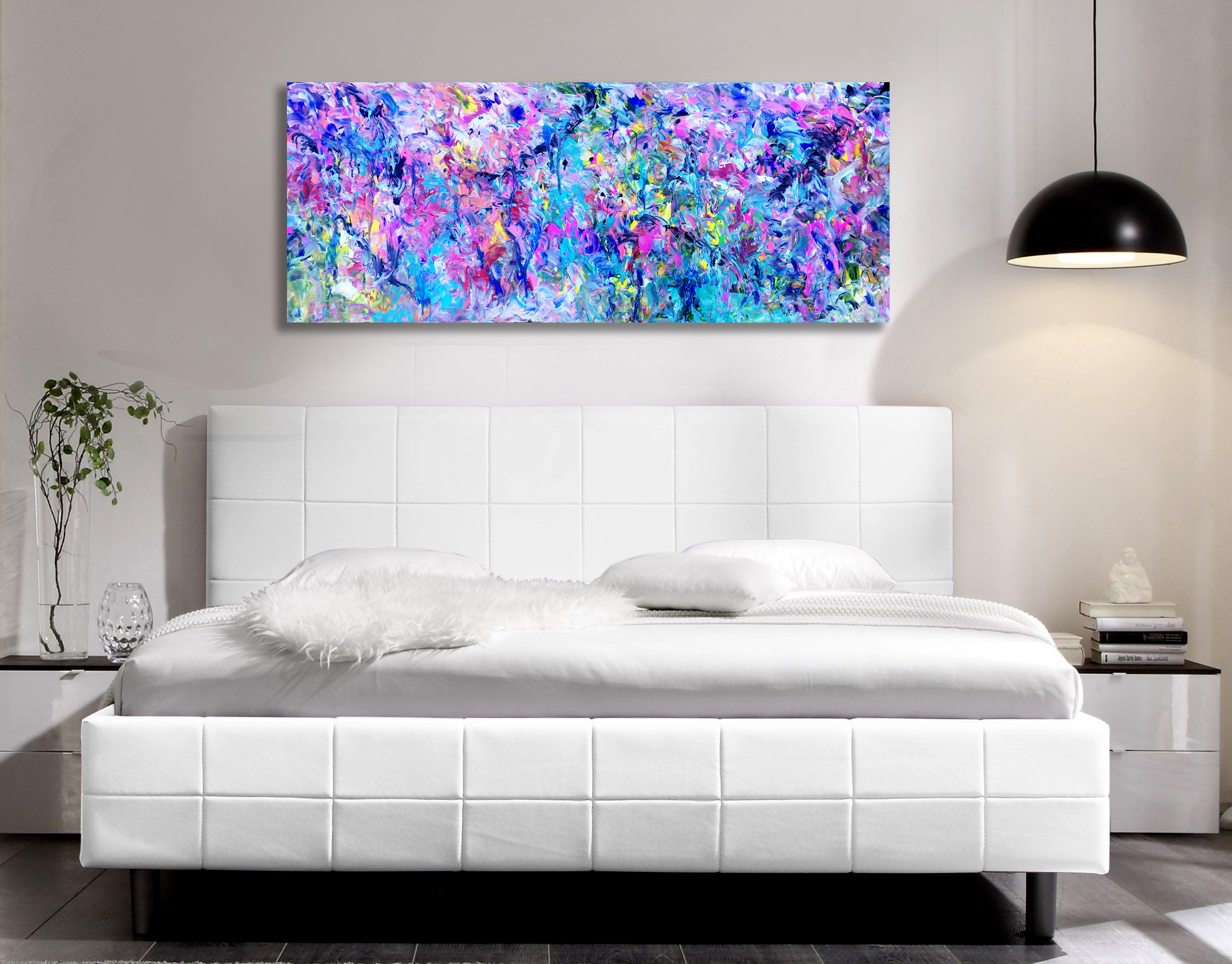 White Modern Bedroom Furniture Minimalisthouse Within Modern Mas