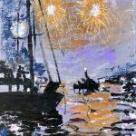 Sydney NYE Fireworks 9
