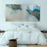 Shallow Waters – Large Abstract Art