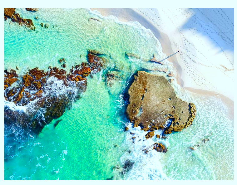 Large Ocean Painting Reference Inspo Petra Meikle De Vlas Art