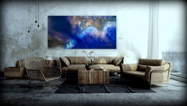Large Painting For Sale Artist Petra Meikle De Vlas1