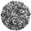 Latimer Julee Monochrome Dolly Mixture Main Imagejpg
