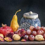 Still life with Blue Jar