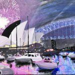 Sydney NYE Fireworks 7