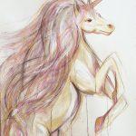 Pink Stardust Unicorn