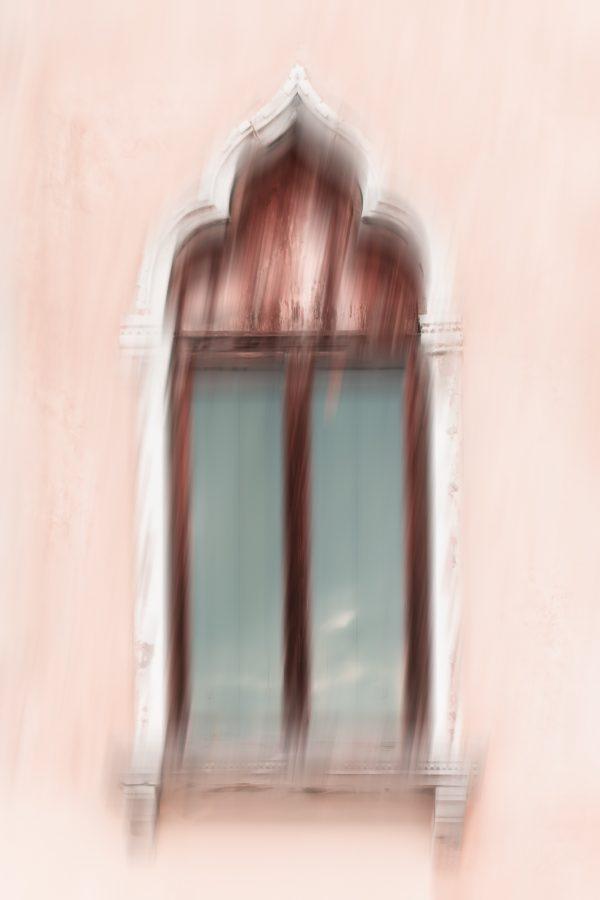 Venetian Palace Window