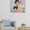 Asian Beauty Susanne Bianchi On Wall