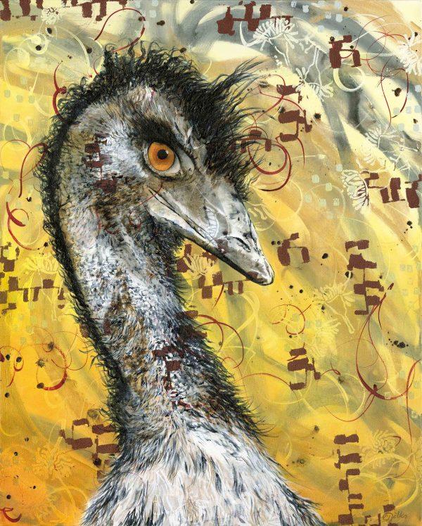 Emu Low Res