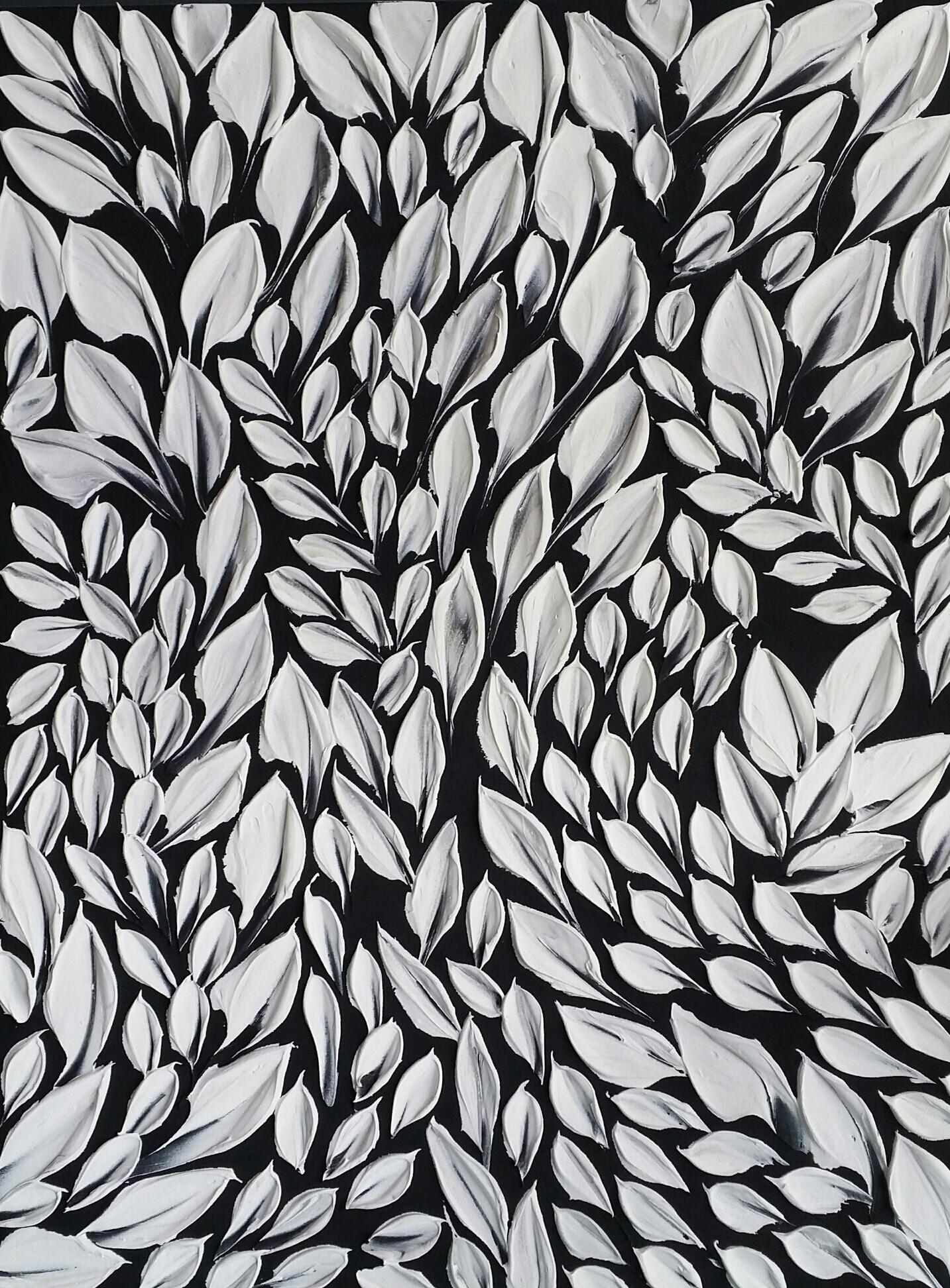 Noir Et Blanc Crop