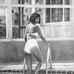 Palm Springs Bather