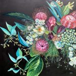 Bushman's Bloom Ltd Ed Canvas Print
