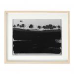 3 Dimension Black Landscape 1.2