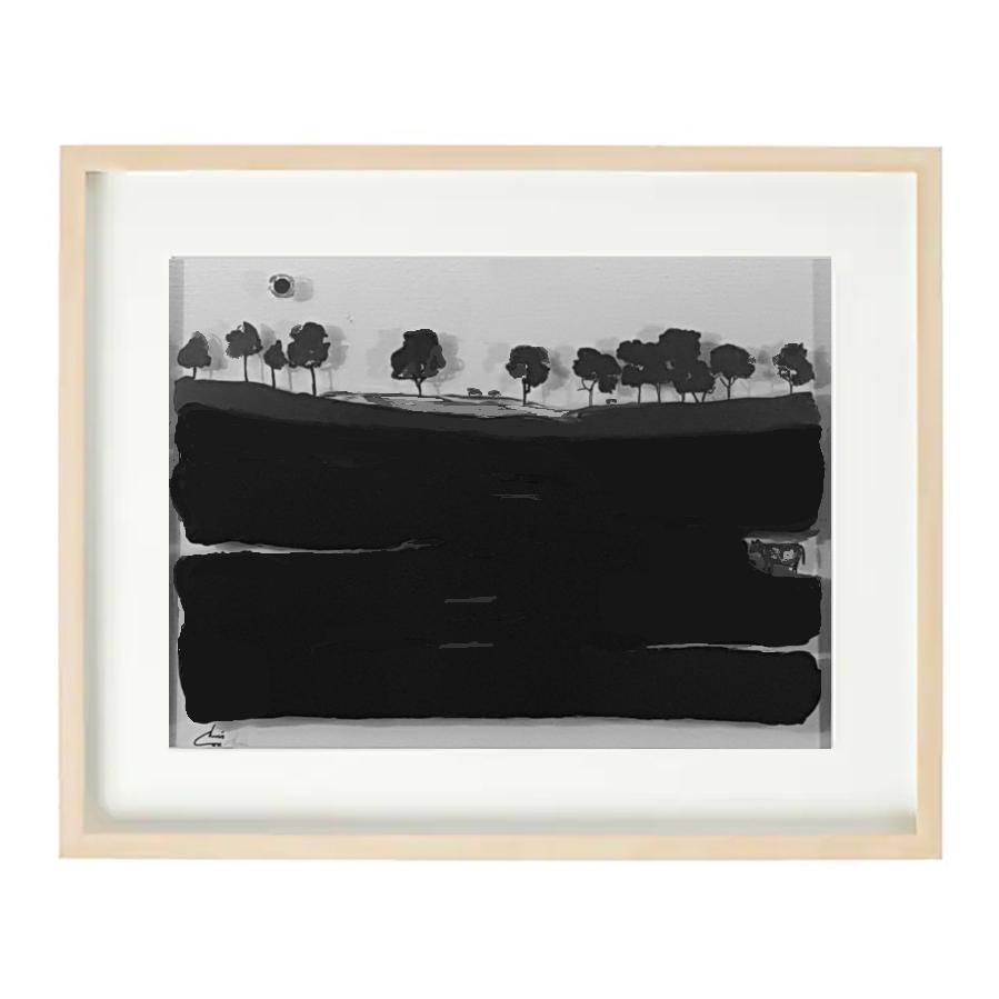 3d Black Landscape 1.2 Final