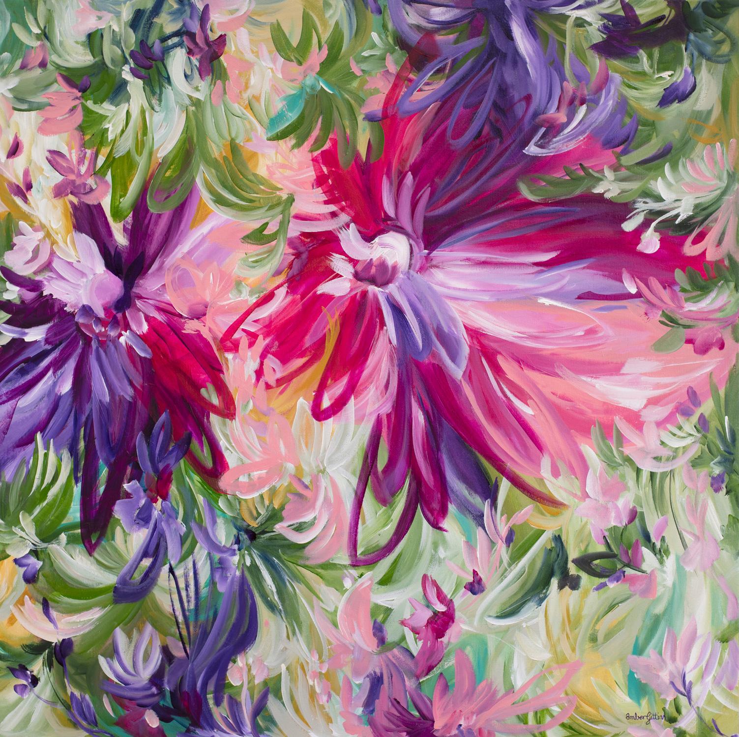 Addictive Blooms By Amber Gittins