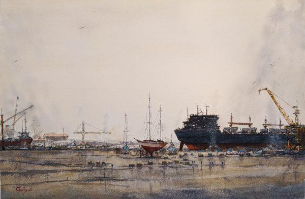 Among Giants Shipyard