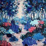 Blue garden series 3