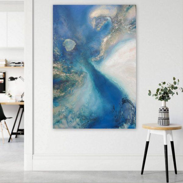 Buy Original Paintings Online By Petra Meikle De Vlas10