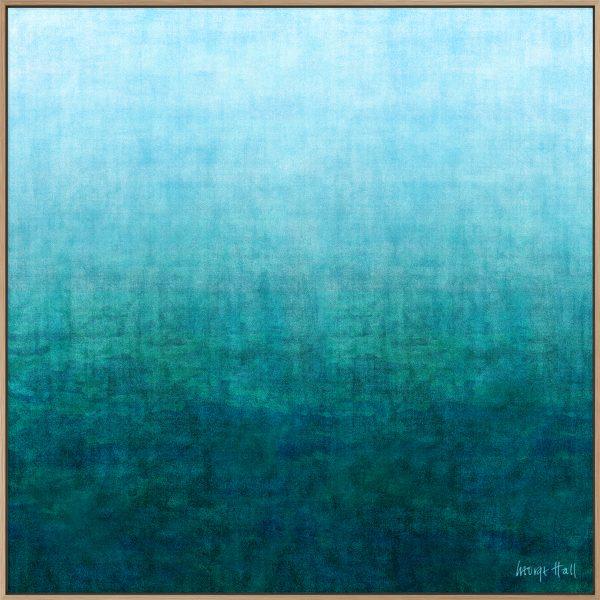 George Hall Oceans Deep Framed Copy