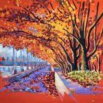 Ode to my City II, Autumn season