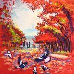 Ode to my City, Autumn season