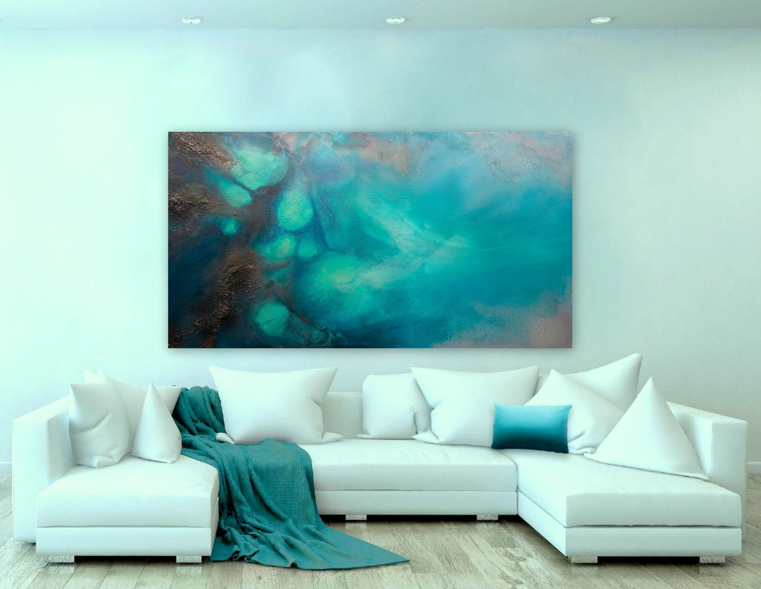Large Painting For Sale Petra Meikle De Vlas3