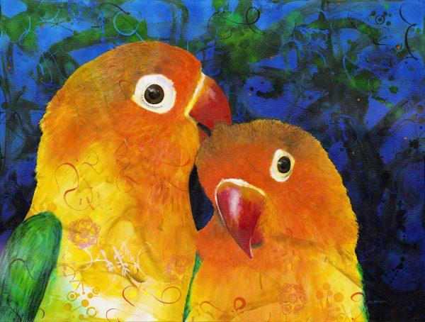 Lovebirds Lower Res