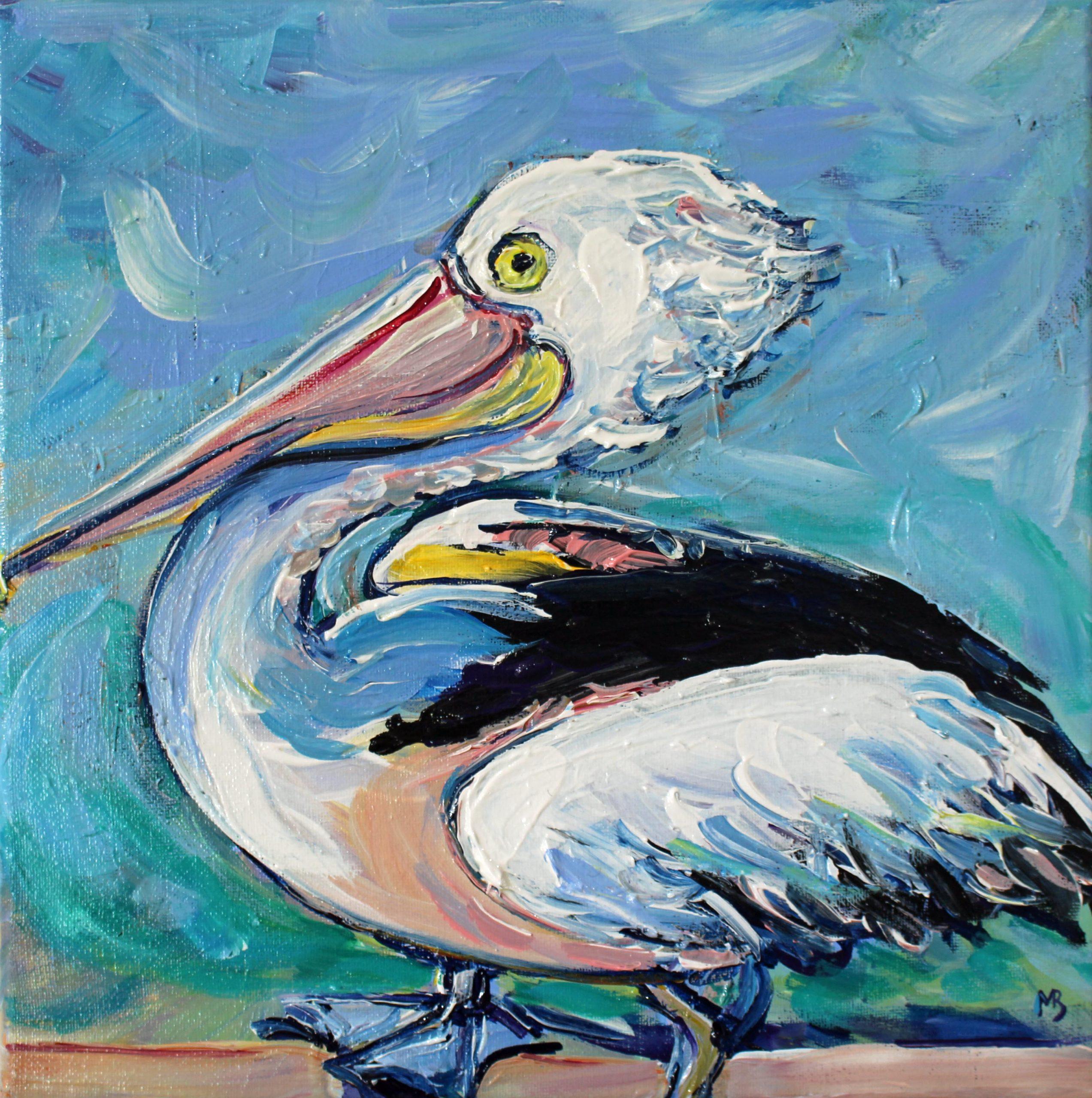 Pelican Sm Megan Barrass