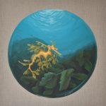 Seadragon Porthole – An Underwater Ocean Scene