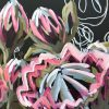 Sugar Protea Detail 7