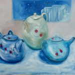 Three Fat Teapots