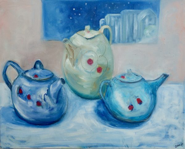 Three Fat Teapots Susannah Paterson